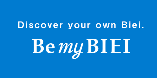 Discover your own Biei. Be My BIEI